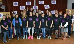 Gruppenfoto Art Camp 2017