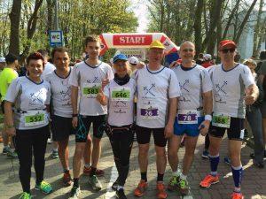 Starterteam Kolberg-Marathon