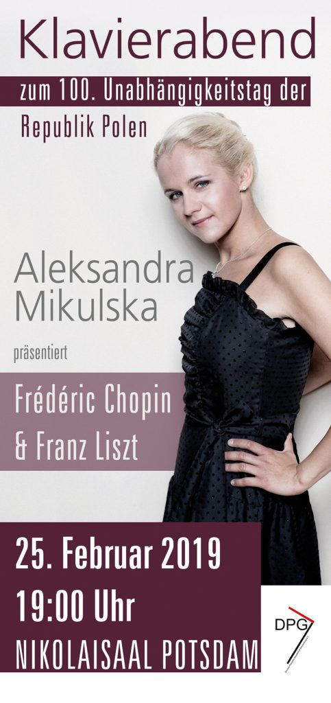 Klavierkonzert Potsdam