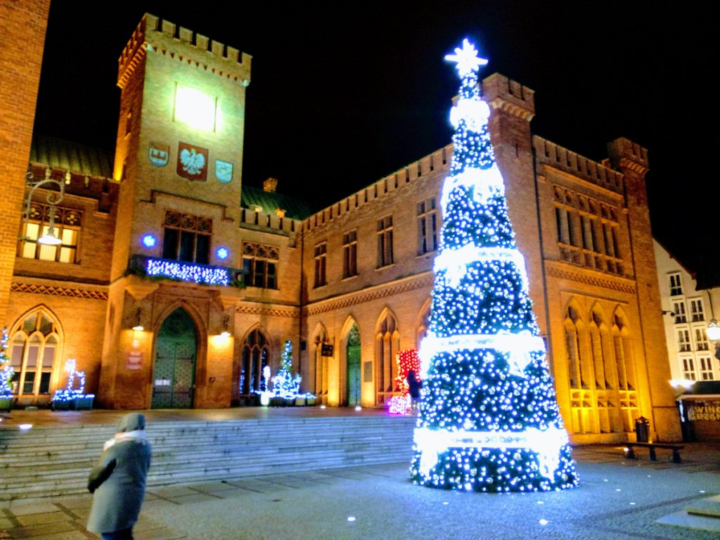 Weihnachten in Kolberg