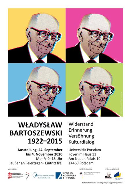 Cover Bartoszewski-Ausstellung
